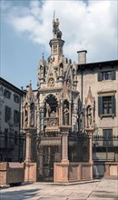 Tombeau de Cansignorio della Scala à Vérone