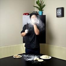Zhao, chef cuisinier