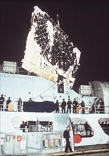 Explosion de la navette spatiale Challenger (28 janvier 1986)
