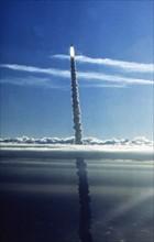 Lancement de COLUMBIA (STS-32)