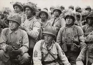 Jour-J, arrivée des forces alliées en Normandie