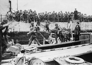 Rangers américains en Grande-Bretagne (1944)