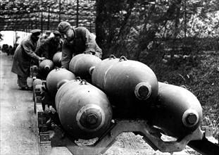 Quelques jours avant le Jour-J (juin 1944)