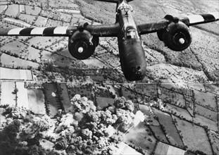 Bombardement du Cotentin par les A-20 Havoc de la 9e US Air Force (juin  1944)