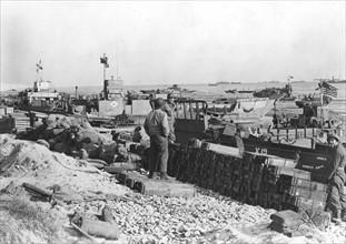 Renforcement du front de Normandie (juin 1944)