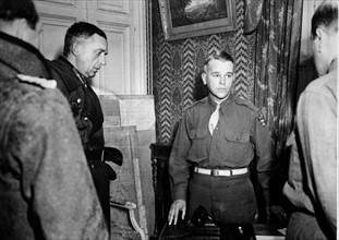 Reddition du Vice-amiral Hennecke (juin 1944)