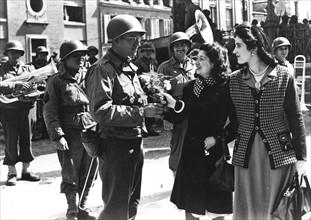 Libération de Cherbourg (Juin 1944)