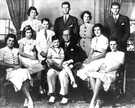 Famille Kennedy