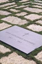 Tombe de John F. Kennedy