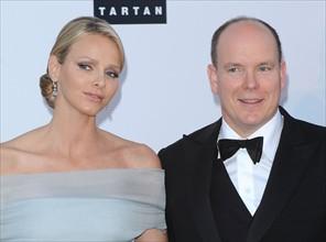 Albert II de Monaco et Charlène Wittstock au festival de Cannes 2011