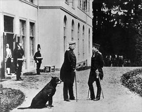 Bismarck et Guillaume II