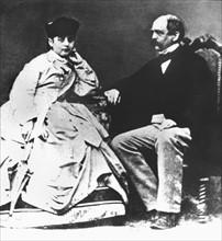 Bismarck and Pauline Lucca