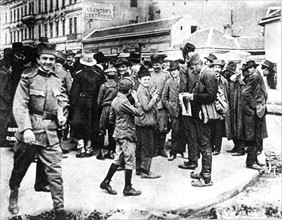 World War I - Mobilisation in Serbia