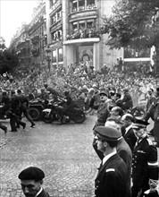 Libération de Paris, août 1944
