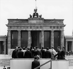 John F. Kennedy visits the Federal Republic of Germany in 1963