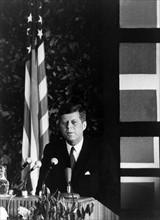 John F. Kennedy in Berlin, 1963