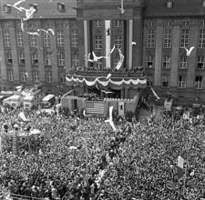 John F. Kennedy in Berlin