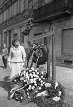 Eunice Shriver in Berlin 1963