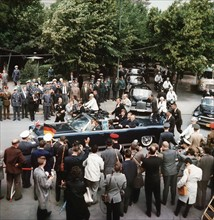 John F. Kennedy in Berlin 1963