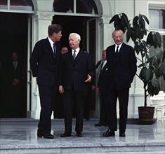 John F. Kennedy in Germany 1963