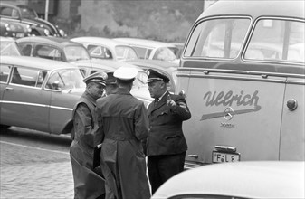Preparations for Kennedy visit