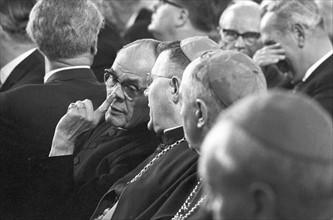 John F. Kennedy in Frankfurt 1963