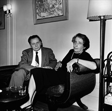 Hannah Arendt et Heinrich Blücher
