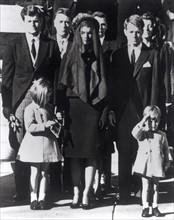 Les funérailles du président John F. Kennedy