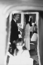 Benno Graziani et Jacqueline Kennedy