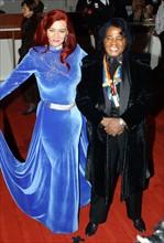 James Brown et sa femme, Tommie Raye Hynie (2003)