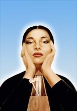 Portrait de Maria Callas