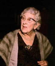 Dame AGATHA CHRISTIE British Writer Universal Pictorial Press Photo CPB...