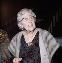 Dame AGATHA CHRISTIE British Writer