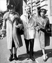 Coco Chanel, Jean Cocteau et Francine Weisweiller