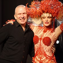 Haute-Couture-Modenschauen in Paris - Jean Paul Gaultier