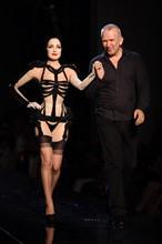 Haute-Couture Modenschauen in Paris - Jean Paul Gaultier