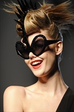 Haute-Couture Modenschauen in Paris - Jean Paul Gaultier Details Haute-Couture Modenschauen - John Paul Gaultier