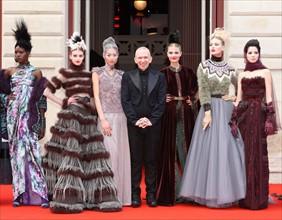 Haute Couture shows in Paris - Jean-Paul Gaultier