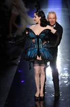 Paris Fashion Week - Jean Paul Gaultier