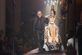Paris Haute Couture fashion week - Gaultier
