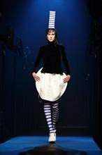 Haute Couture fashion week Paris 2015 - Gaultier
