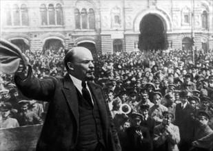 Discours de Lénine, 1919