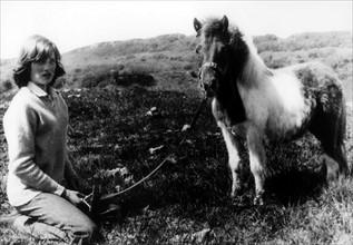 Diana Spencer, 1974