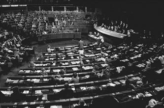Séance plénière du Parlement européen le 17 juillet 1979