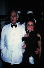 Audrey Hapburn et Hubert de Givenchy