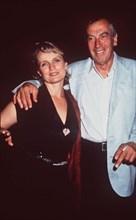 Roger Vadim et Marie-Christine Barrault