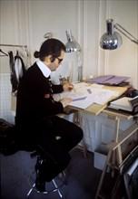 Karl Lagerfeld, 1979
