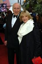 Michel Piccoli et Jeanne Moreau, 2005