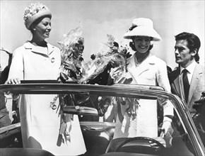 Ouverture du Festival de Cannes 1962.