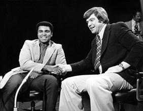 Mohamed Ali et Karl Mildenberger